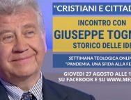 """SETTIMANA TEOLOGICA ONLINE """"Cristiani e cittadini"""": il video della terza serata"""